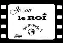 Set de table citation film titanic