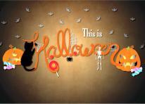 Set de table halloween 1